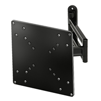 A434ABLK Full motion cantilever bracket