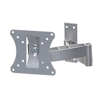 A16SLV Full rotational wall bracket