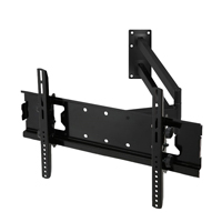 A425BLK Superior medium reach extending cantilever bracket