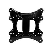 A551BBLK Ultra Flat Single Arm Cantilever Bracket