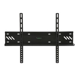 A79CBLK Flush flat bracket with locking feature version 1 - large
