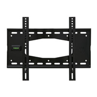 A91BBLK Ultra flat bracket - medium